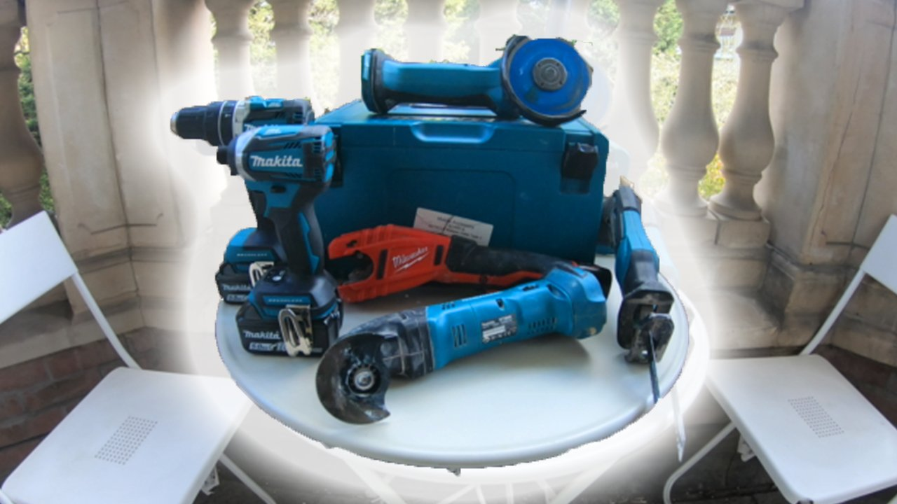 power tools for plumbers